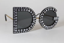 Load image into Gallery viewer, Vintage Signature Sunglasses - CHAZ