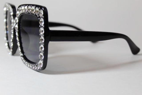 Diamond from Concrete Sunglasses - CHAZ
