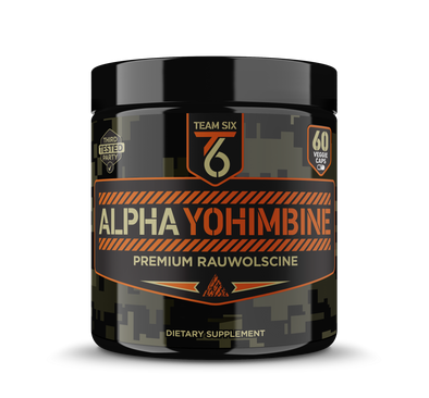 ALPHA YOHIMBINE | POTENT STIMULANT AND FAT BURNER