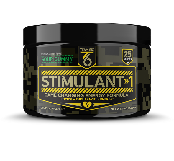 STIMULANT-1 | EUPHORIA INDUCING PREWORKOUT COMPOUND