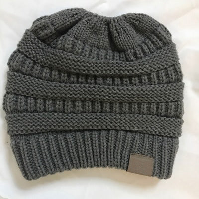 PONYBEANIE™ Cute Soft Knitted Beanie For Winter