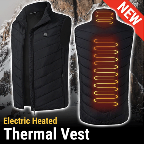 THERMAVEST™ Heated & Wind Resistant Vest (UNISEX)