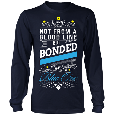 Police Officer - Unisex Family Long Sleeve Shirt