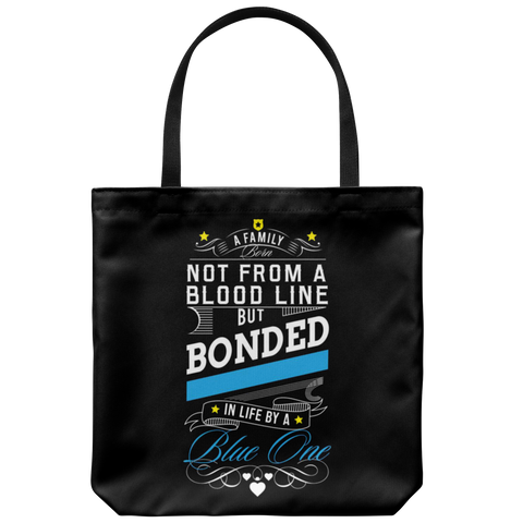 Image of Police Officer - Tote Bag