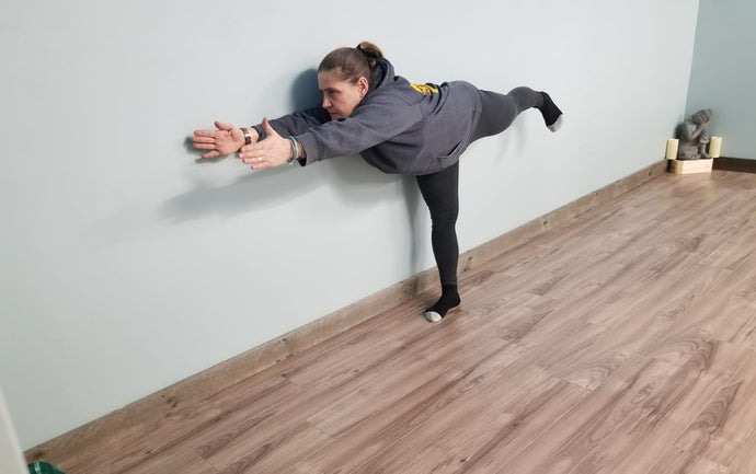 January Yoga Pose of the Month- Warrior III