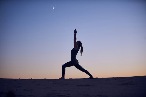 November Yoga Pose of the Month- Warrior I