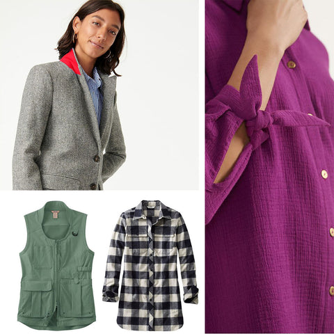 Great Ideas for Topping Off a Capsule Wardrobe