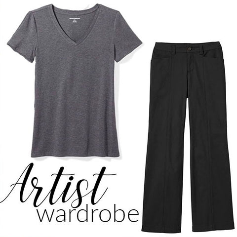 Encore Artist: Basic Outfit