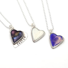 Load image into Gallery viewer, Close to Your Heart Pendant with Word