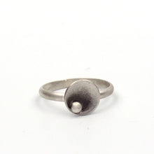 Load image into Gallery viewer, Silver Pods Stacking Rings