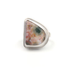 Load image into Gallery viewer, Ocean Jasper Ring - Size 6.5