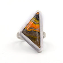 Load image into Gallery viewer, Bumblebee Jasper Ring - Size 10.75