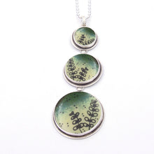 Load image into Gallery viewer, Botanical Sketch Modern Pendant
