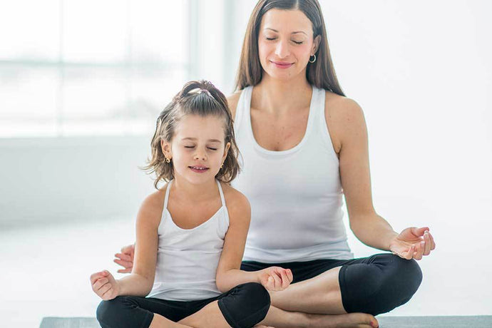 4 Clever Ways to Integrate Relaxation Techniques into Your Child's Day