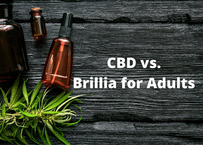 CBD vs Brillia Homeopathic Anxiety Meds For Adults