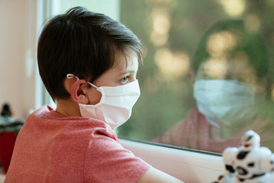Could Coronavirus Be Making Your Kids Anxious? How To Help Children Cope With COVID-19