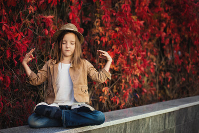Mindfulness in Children: What Does Being Present Mean?