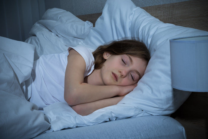 6 Ways to Help Your Child Fall Asleep