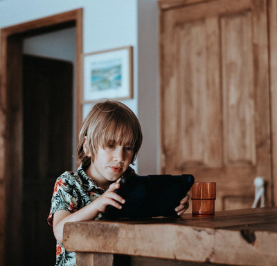 Children Using Technology: Impact of Screen Time on Brain Development