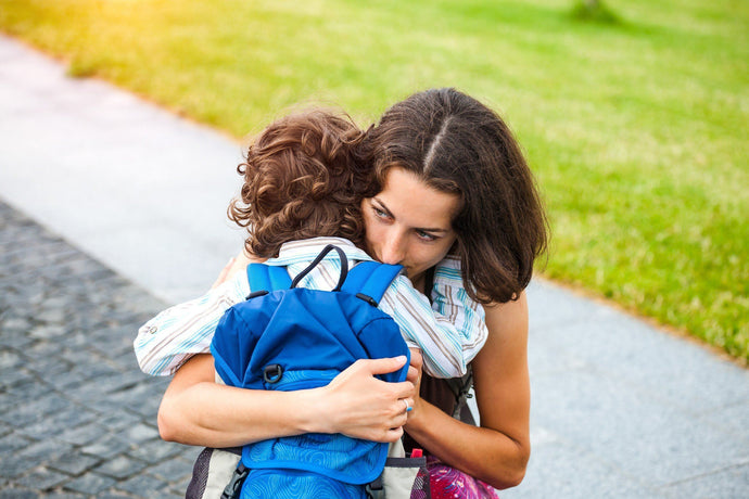 From Camp to College: Tips for Helping Kids with Separation Anxiety