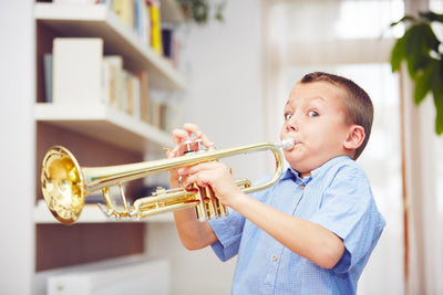 Would Learning an Instrument Help or Add to My Child's Anxiety?