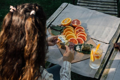 How to Start Eating Healthy to Set a Good Example for the Kids