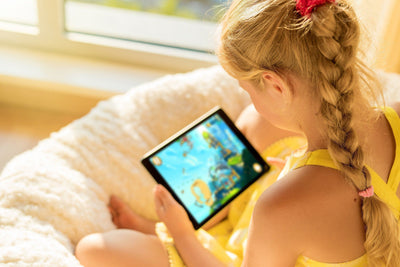 How I Weaned My Child Off Video Games