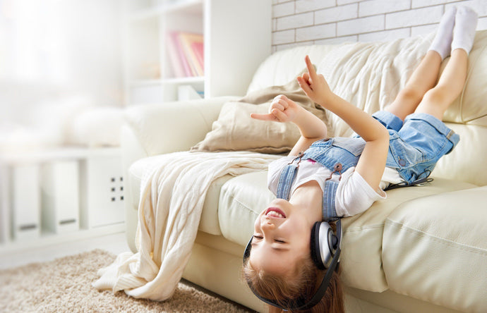 Using Music Therapy to Soothe a Child's Anxiety & Hyperactivity