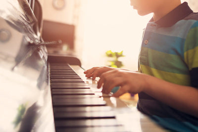 Music – A Secret Weapon for Helping Children Focus