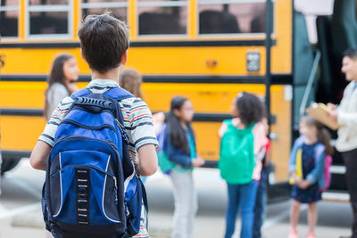 Helping Your Child with Back-to-School Anxiety