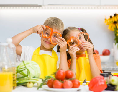 Turning Proper Nutrition into Fun Activities for Kids