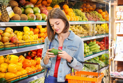 Teenage Nutrition: How to Grocery Shop with Your Child