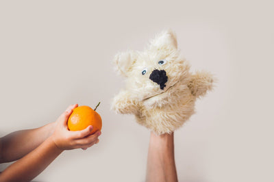 The Power of Puppets: Using Playtime to Improve Social Skills