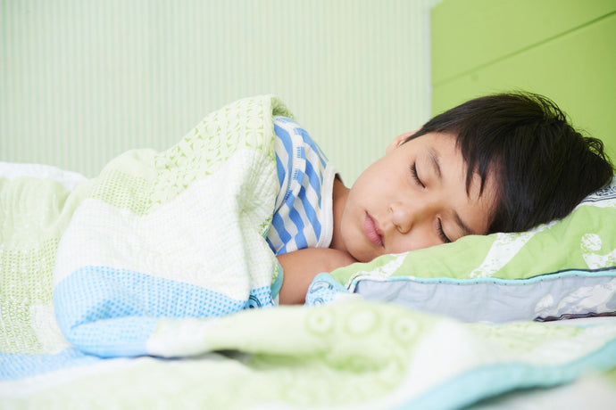 8 Sleep Tips for Kids to Live By