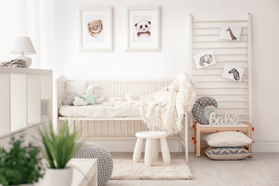 Transforming a Child's Bedroom into an Anxiety-Free Space