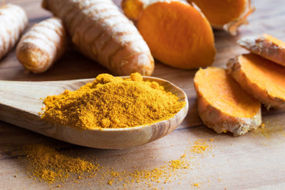 How a Simple Spice Like Turmeric Can Help Ease Your Child's Anxiety