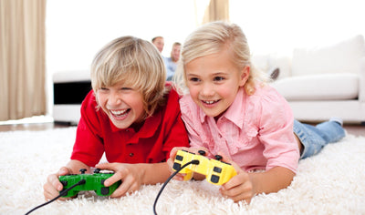 Here's How Video Games Affects Child Development