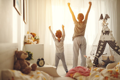 Waking Up Kids to Avoid Anxiety