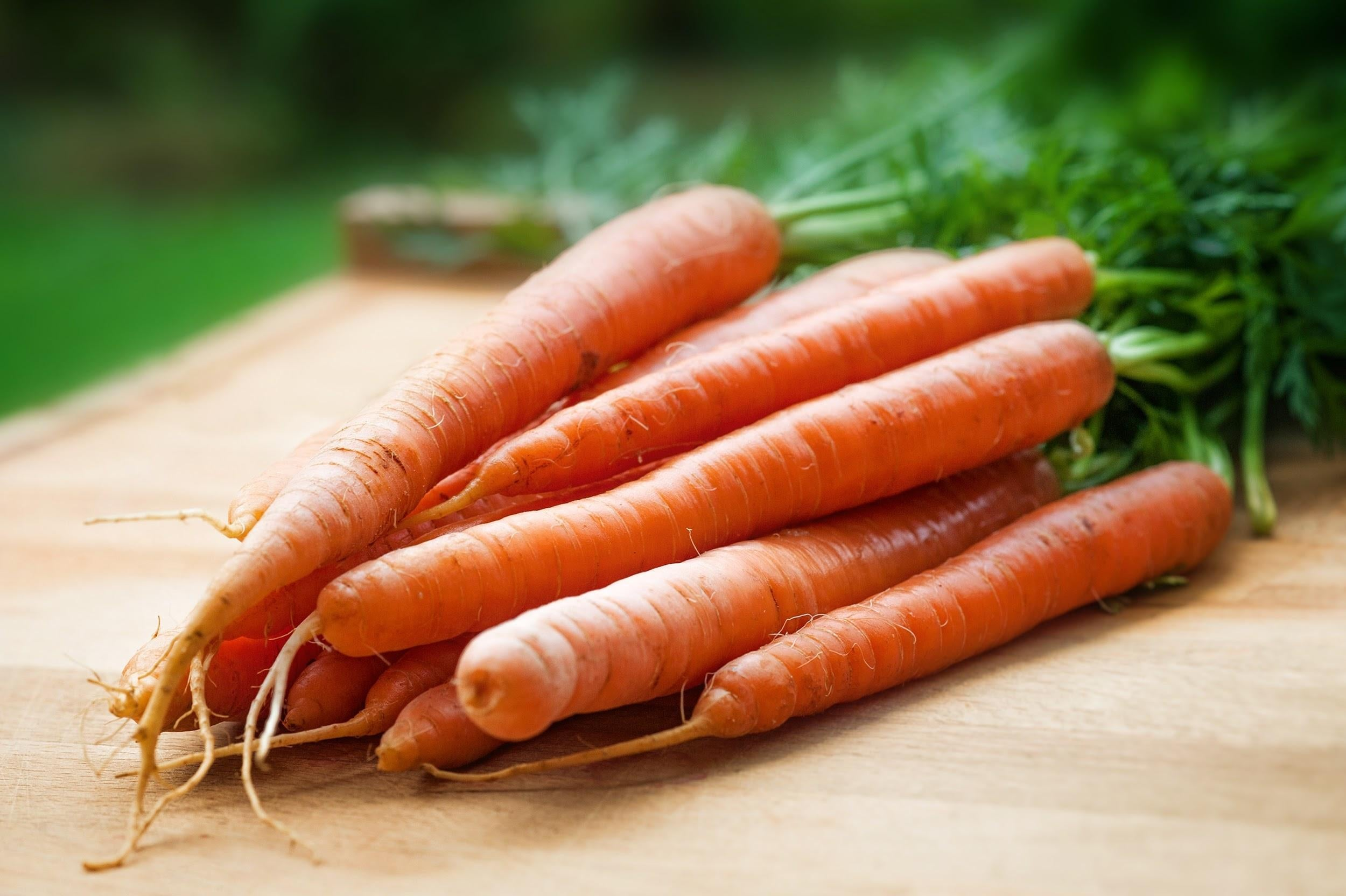 carrots: which vegetables do studies show are the best for you