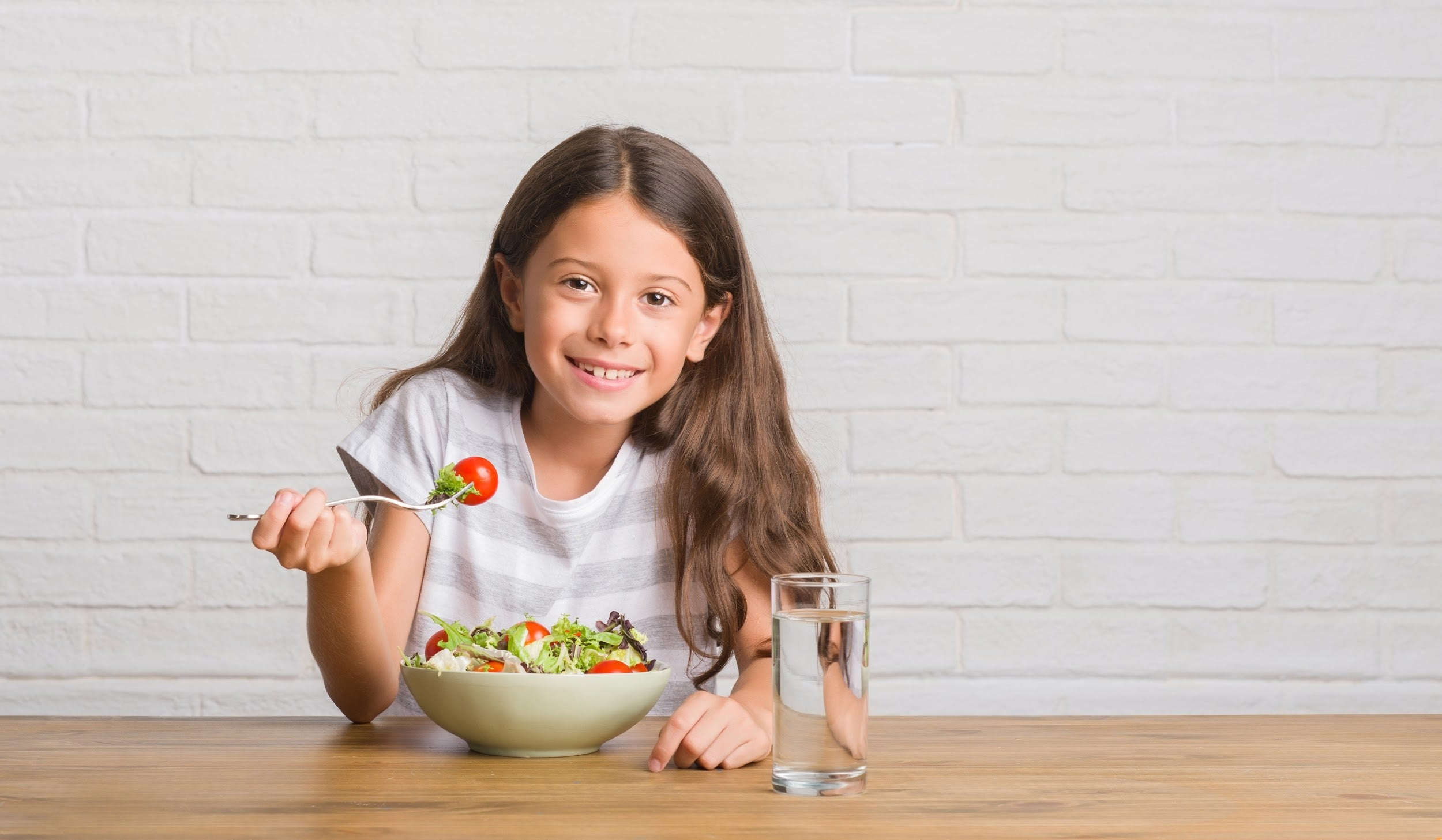 new years resolution ideas for kids - eating healthier