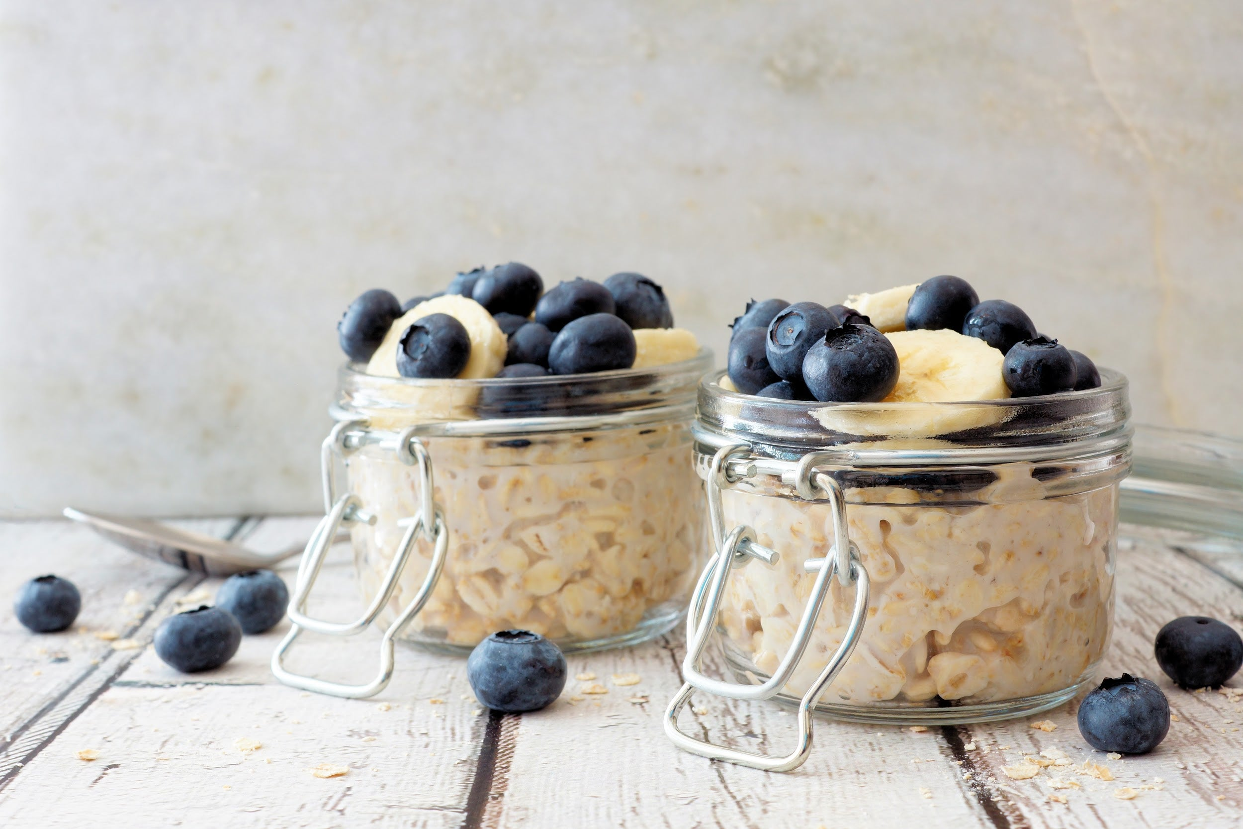 overnight oats with fruit for kids