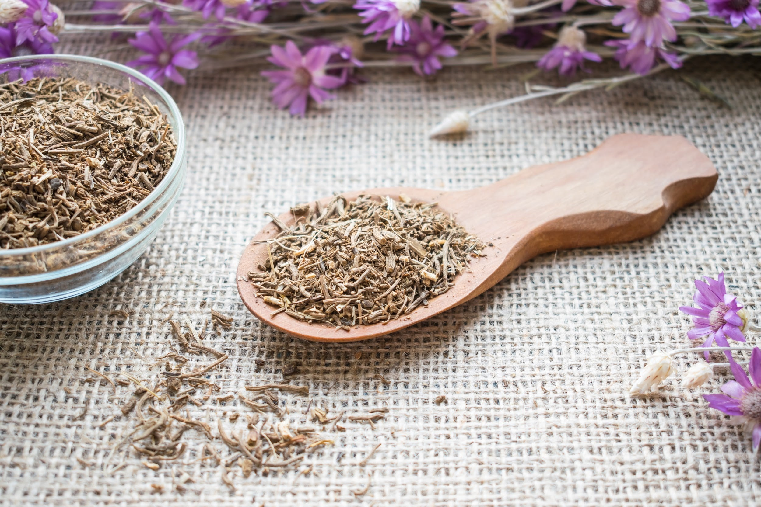 Valerian Root for a better sleep