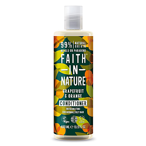 Après-shampoing Faith in Nature - Véganie