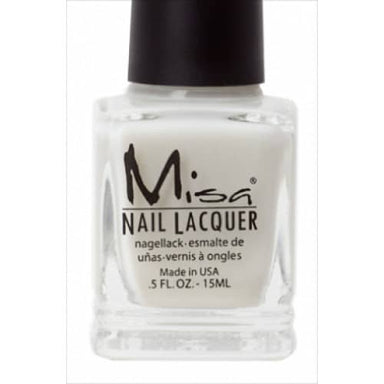 Vernis à ongles Misa : Snow White 15ml - Véganie