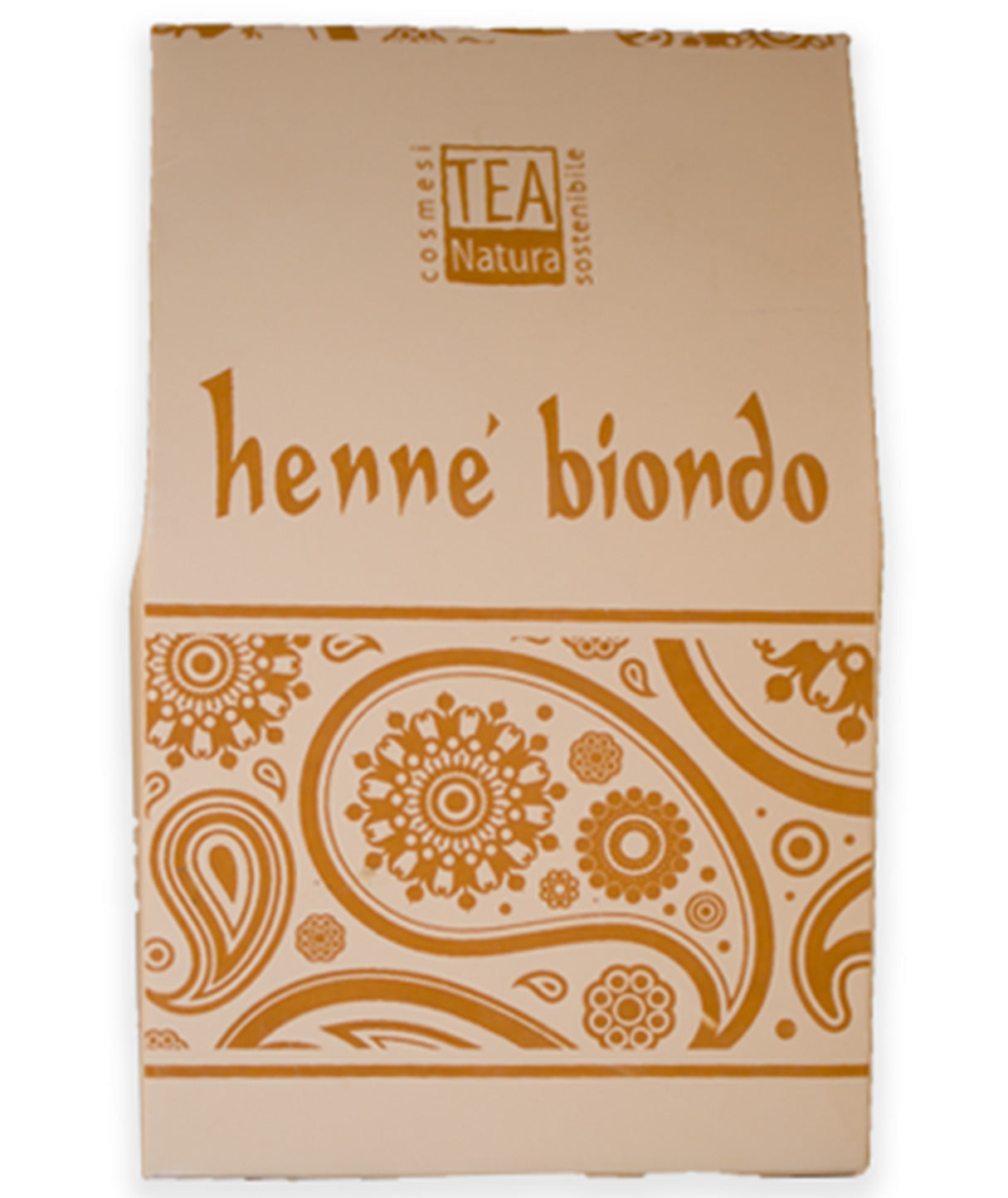 Henné Blond - Coloration végétale Tea Natura - Véganie