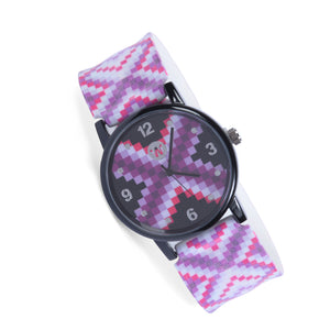 Pixelated - W Snap Watch