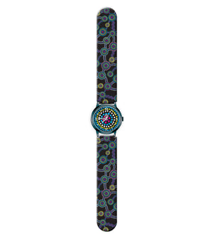 Aboriginal Dream - W Snap Watch