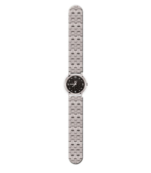Silver - W Snap Watch