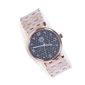 Rose Gold - W Snap Watch