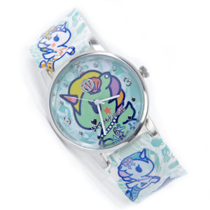 mermicorno - tokidoki - W Snap Watch
